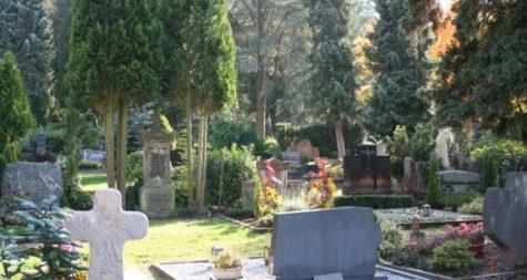 Kreisstadt Merzig: Grabarten
