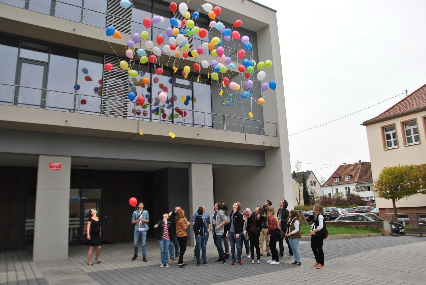 Berufsbildungszentrum Merzig in der Waldstraße