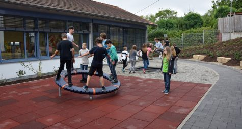 Jugend- und Bildungseinrichtungen in Merzig: Gymnasium am Stefansberg