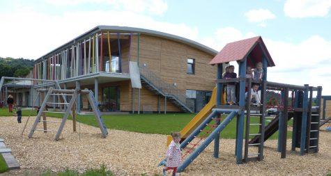 Jugend- und Bildungseinrichtungen in Merzig: Day care center Fitten-Ballern