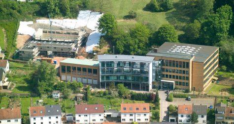 Jugend- und Bildungseinrichtungen in Merzig: Peter-Wust-Gymnasium