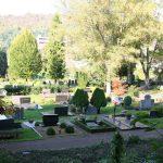 Propsteifriedhof in Merzig