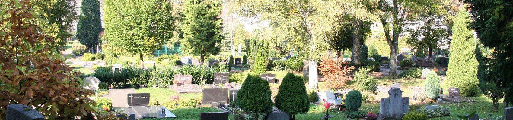 Friedhof Merzig Propsteistraße