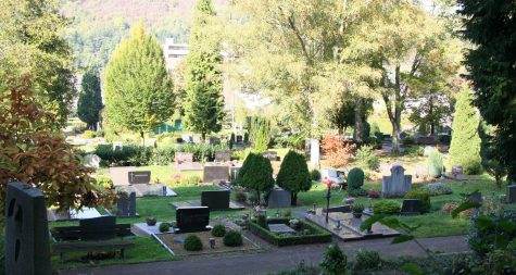 Kreisstadt Merzig: Friedhöfe in Merzig