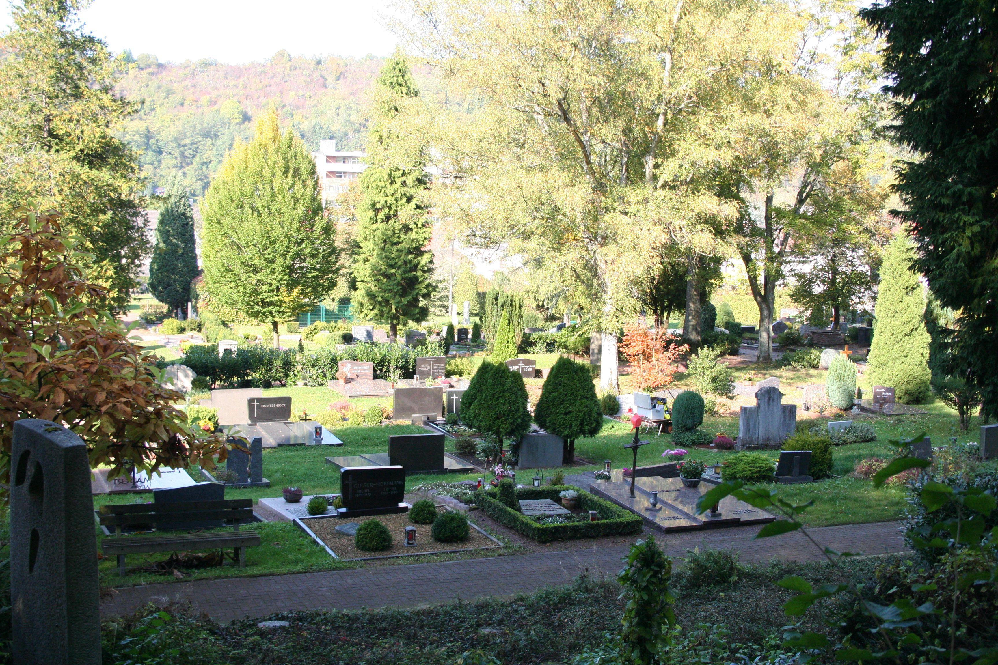 Propsteifriedhof_Grabansicht