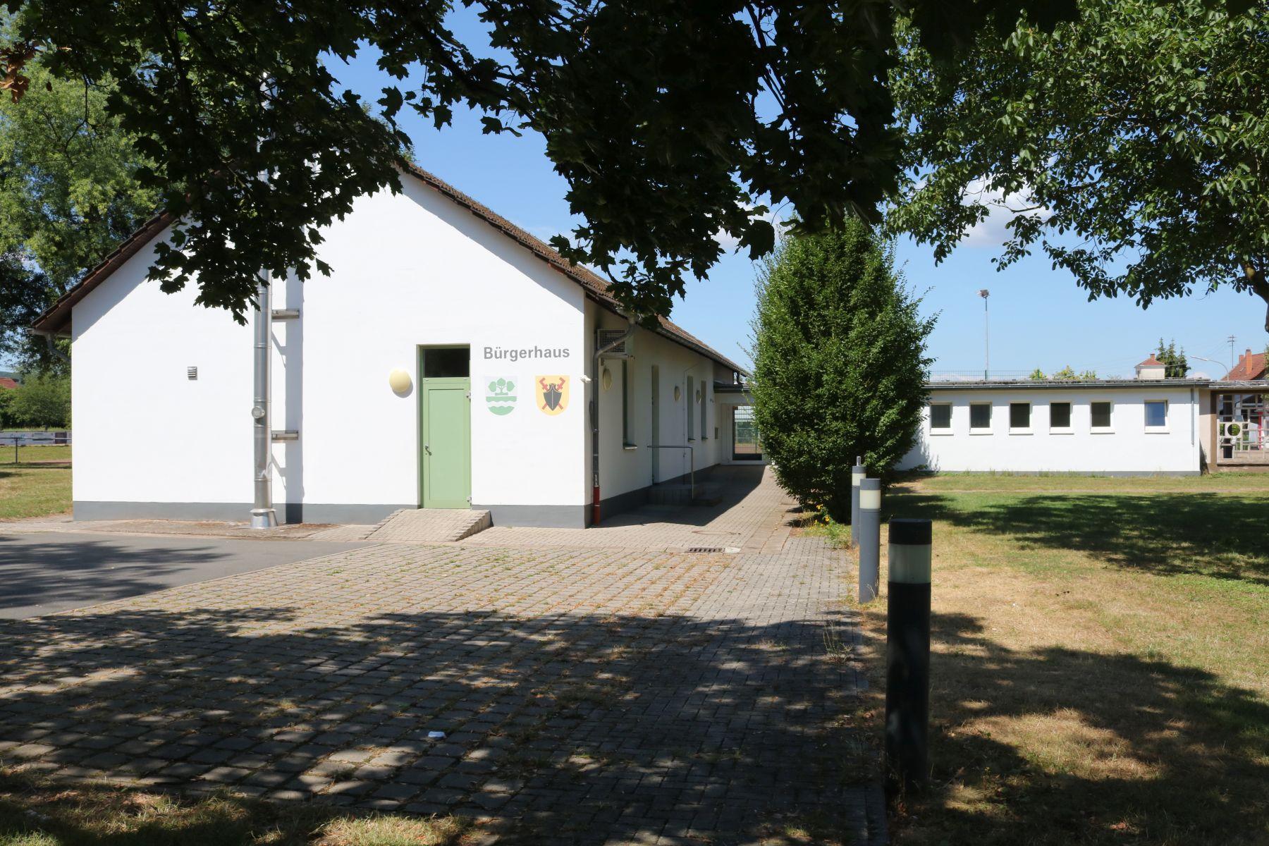 Bürgerhaus in Ballern