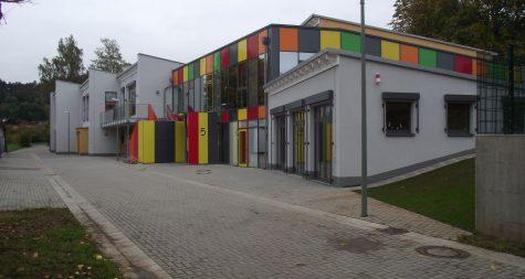 Jugend- und Bildungseinrichtungen in Merzig: Crèche Besseringen