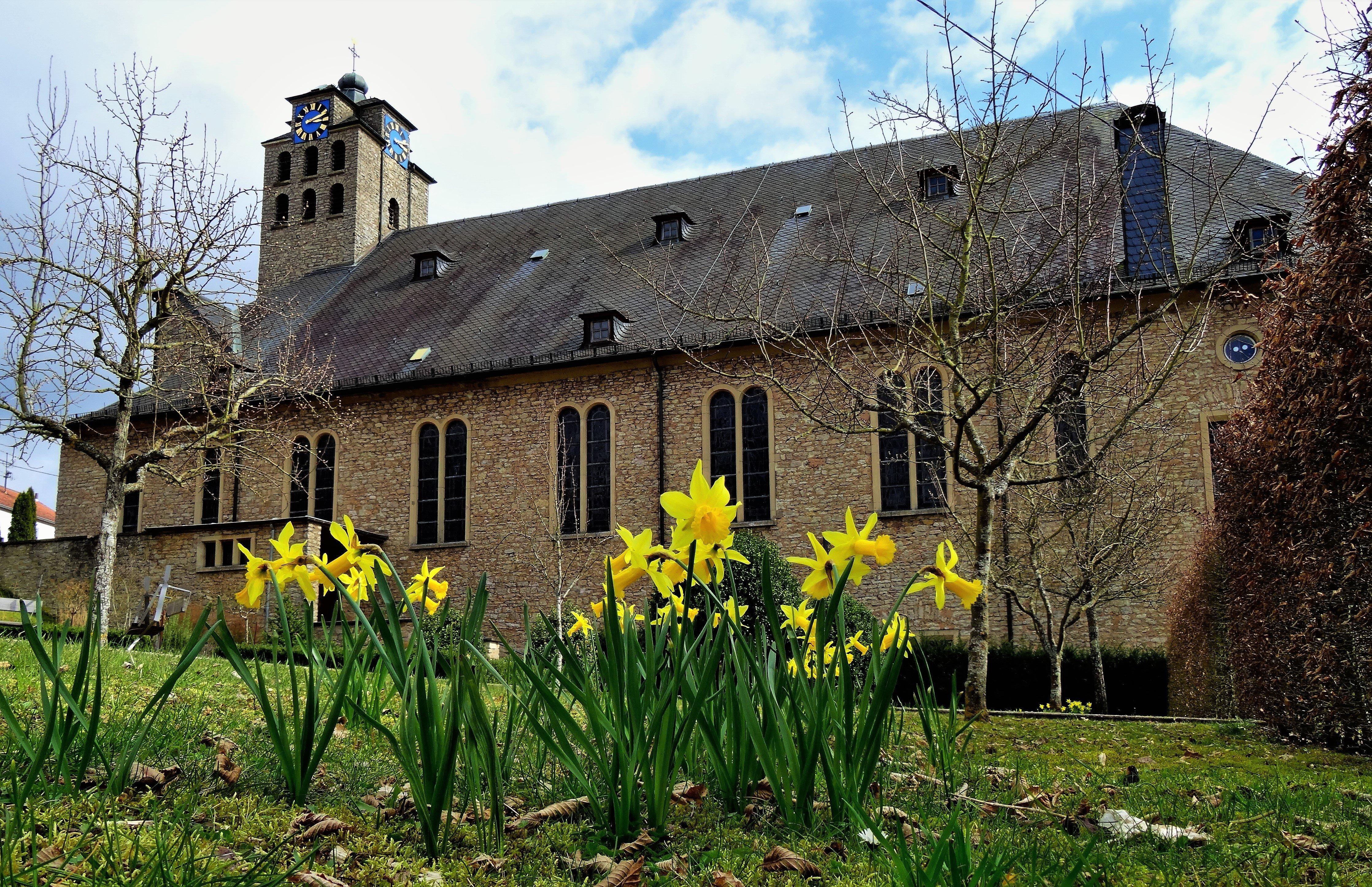 Pfarrkirche St Martin in Bietzen