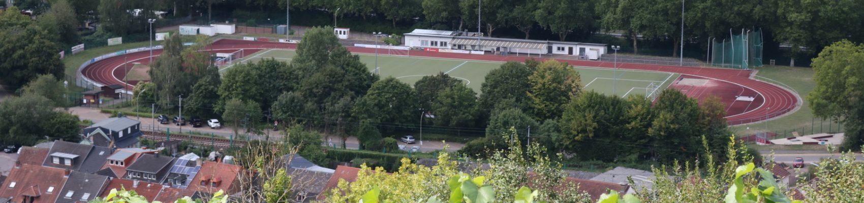 Blättelbornstadion in Merzig