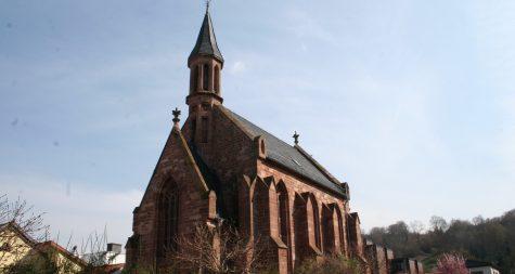 Sehenswürdigkeiten in Merzig: Evangelische Kirche Merzig – Merzig Protestant Church