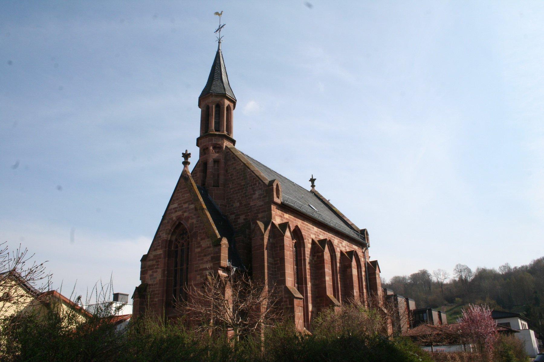 Evangelische Kirche Merzig