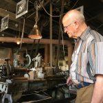 Maschinen der Fellenbergmühle
