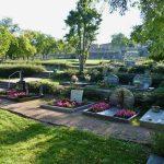 Friedhof Büdingen Grabsteine