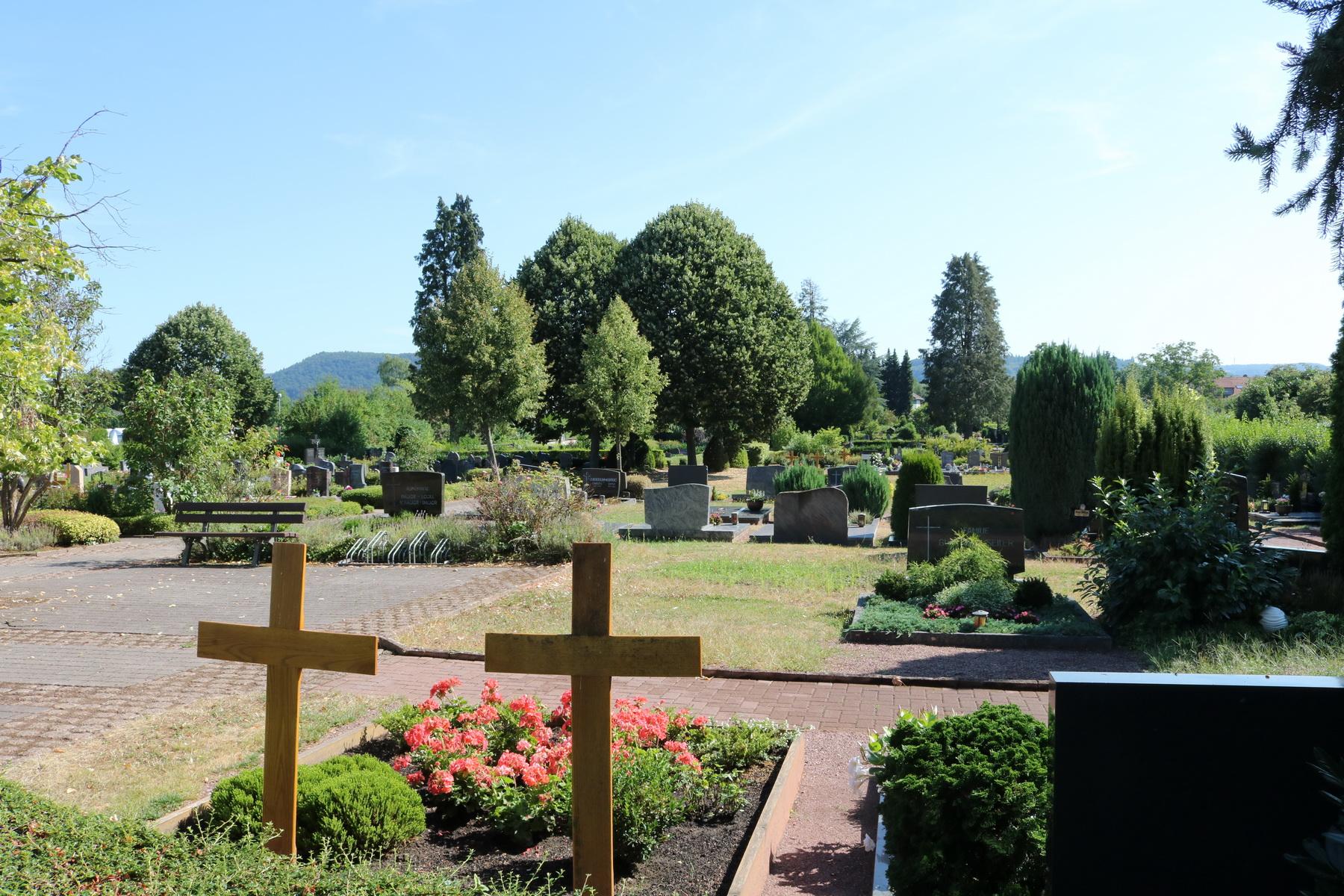 Friedhof in Hilbringen