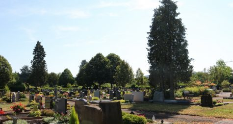 Friedhöfe in Merzig: Friedhof Hilbringen