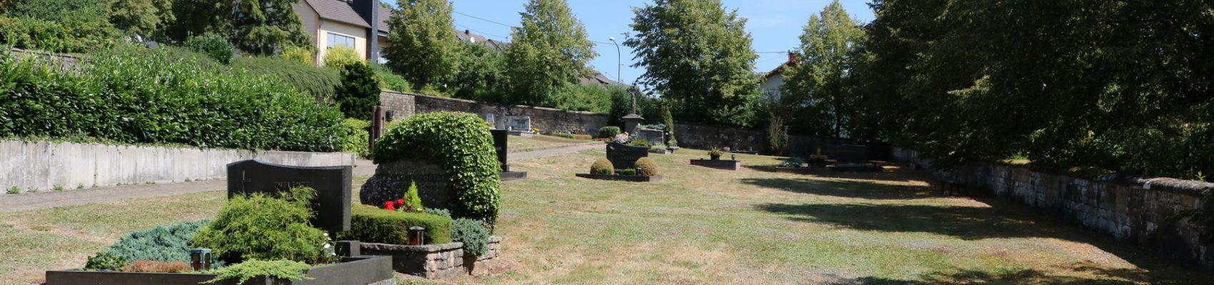 Friedhof Mondorf