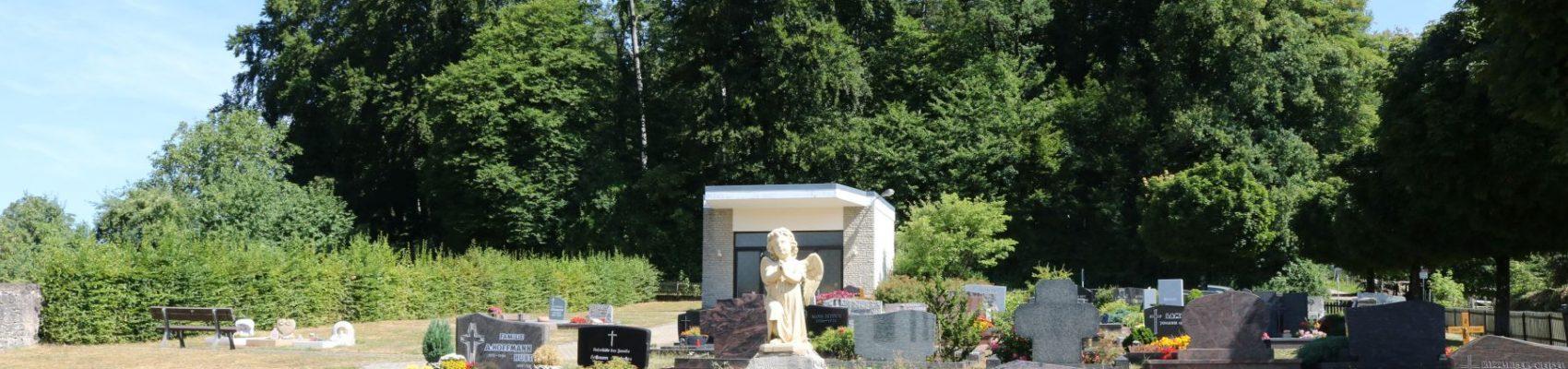 Friedhof Silwingen