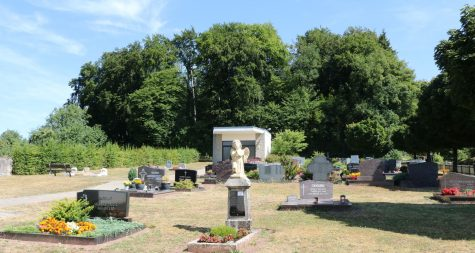 Friedhöfe in Merzig: Friedhof Silwingen