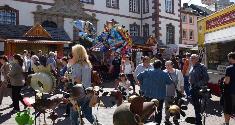 Fruehlingsfest_Fußgaengerzone