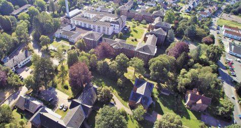 Kreisstadt Merzig: Gesundheitsstandort Merzig