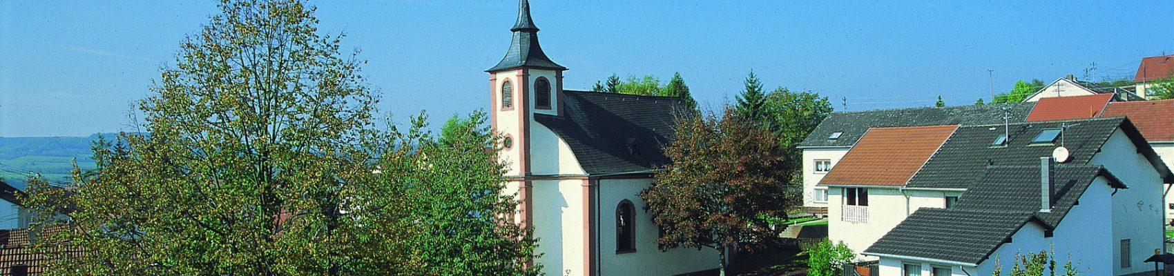 Sehenswürdigkeiten in Merzig: Kapelle Harlingen