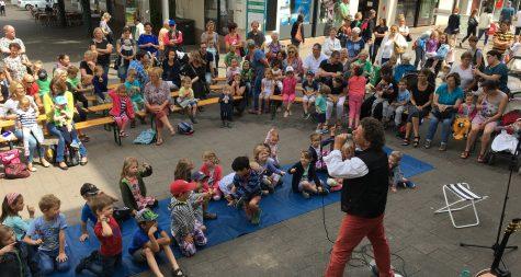 """Pressemeldung:  """"Merzig spielt auf!"""" – Das Sommerprogramm in der Kreisstadt"""