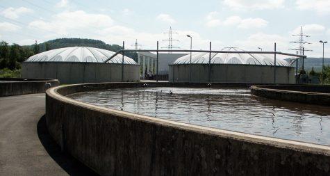Kreisstadt Merzig: Abwasser