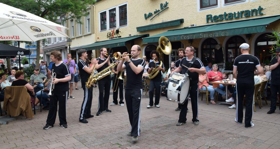 Kultursommer in der Merziger Altstadt