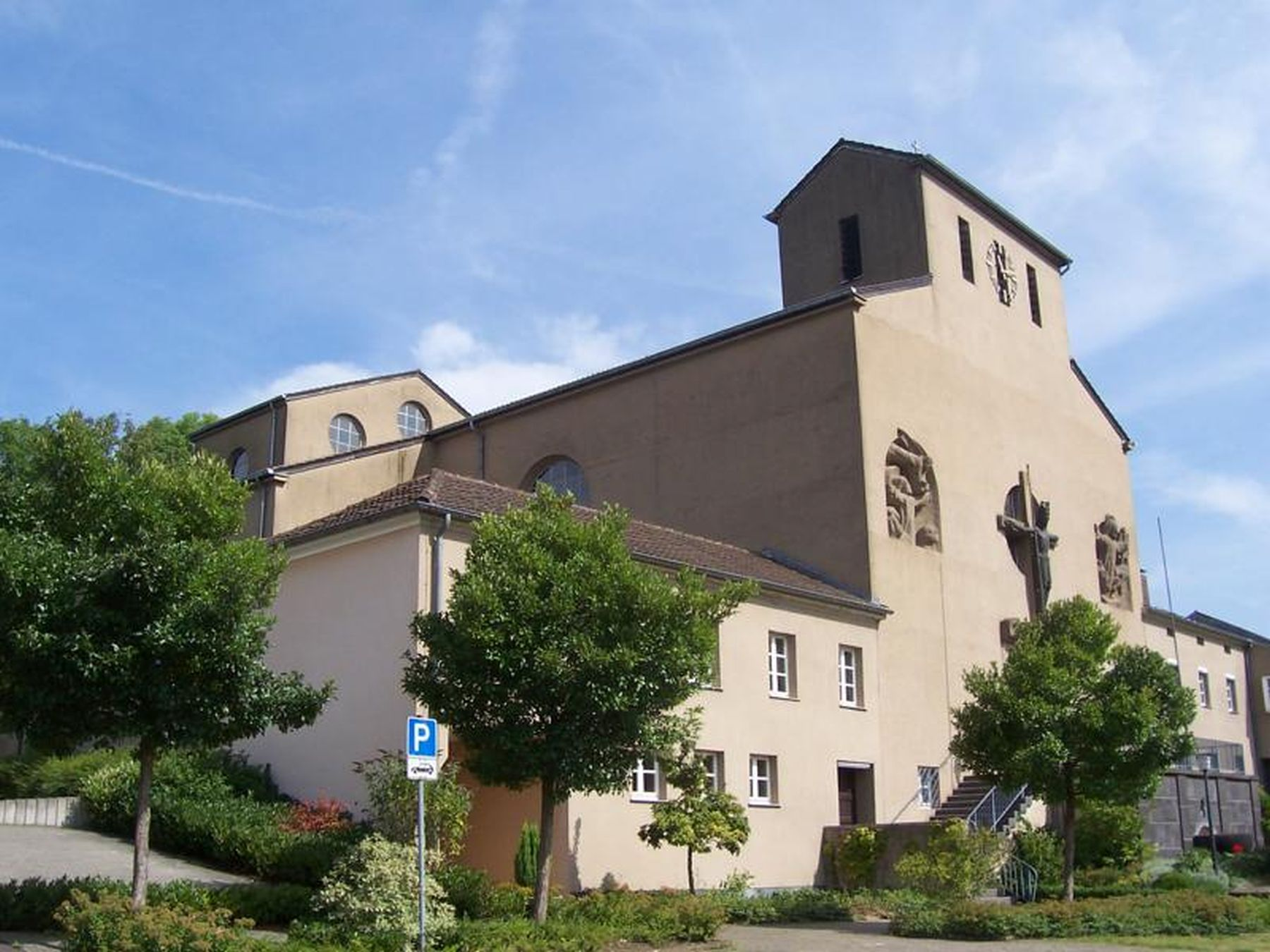Kirche St. Agatha in Merchingen