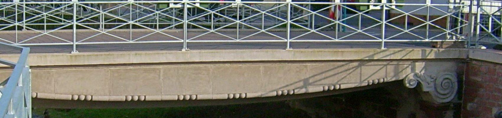 Sehenswürdigkeiten in Merzig: Seffersbachbrücke