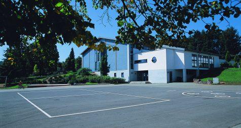 Jugend- und Bildungseinrichtungen in Merzig: Seffersbachhalle Brotdorf