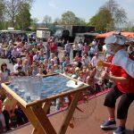 Kinderprogramm beim Tierparkfest
