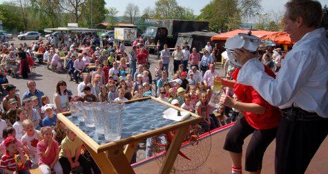 Kreisstadt Merzig: Tierparkfest – Fête au parc animalier