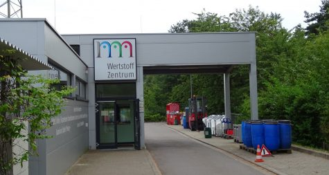 Kreisstadt Merzig: Wertstoffzentrum