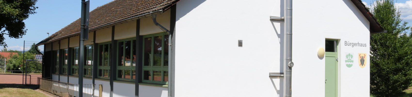 Bürgerhaus Ballern-Fitten