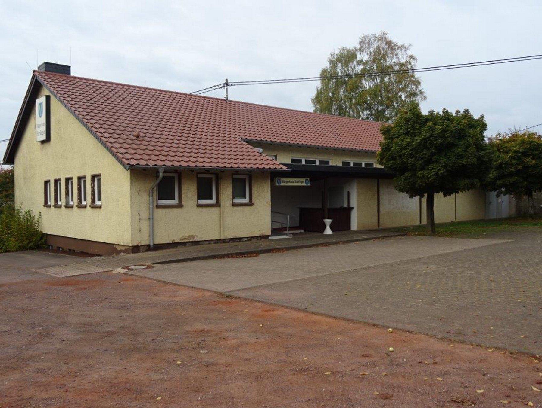 Bürgerhaus Harlingen Außenansicht