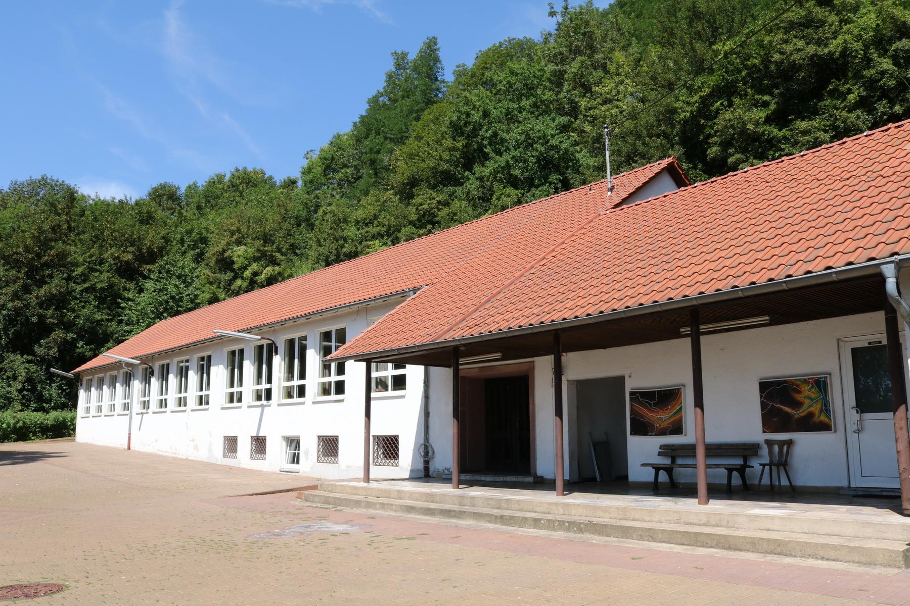 Bürgerhaus Mondorf Frontansicht