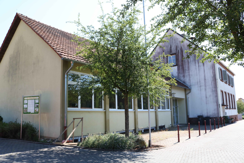 Bürgerhaus Silwingen Frontansicht