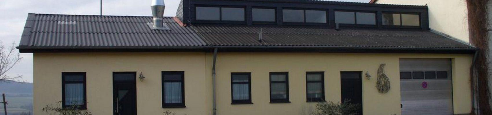 Feuerwehr Gerätehaus Bitzen-Harlingen