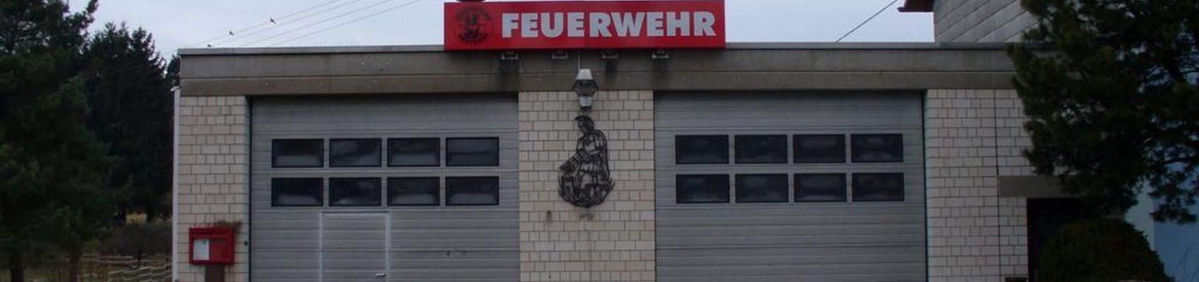 Feuerwehr Gerätehaus Brotdorf