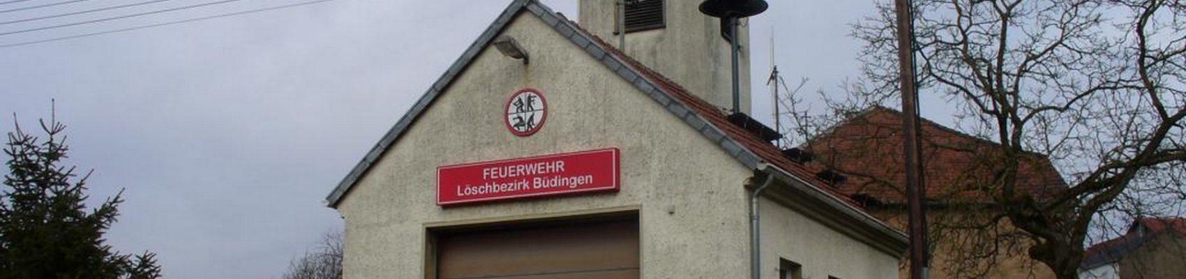 Feuerwehr Gerätehaus Büdingen