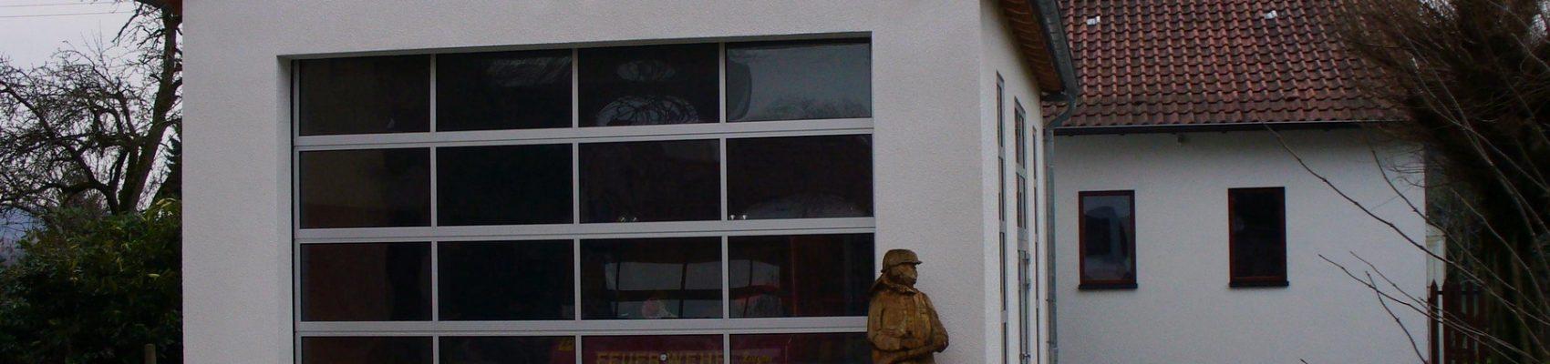 Feuerwehr Gerätehaus Fitten