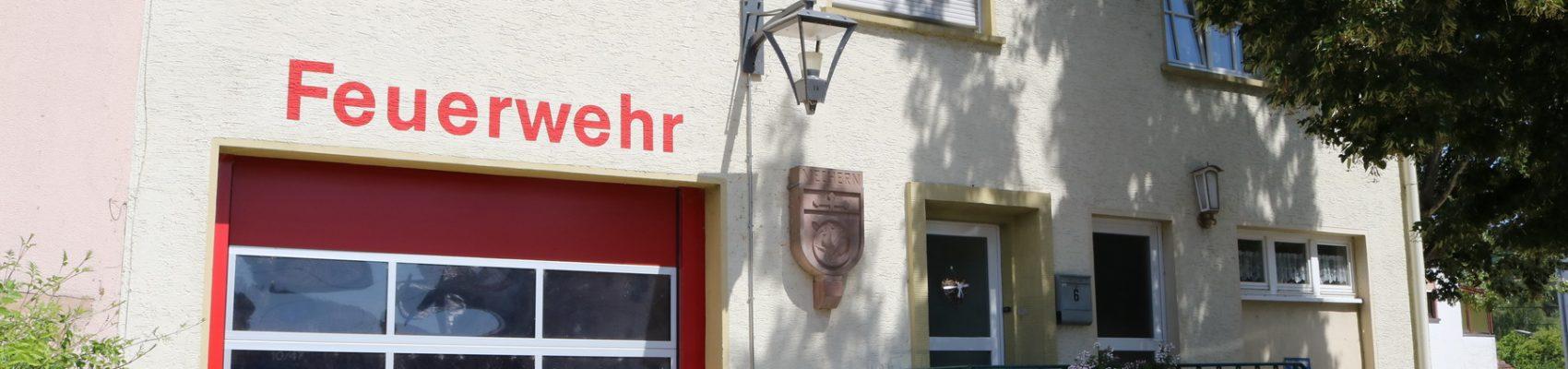Feuerwehr Gerätehaus Hilbringen