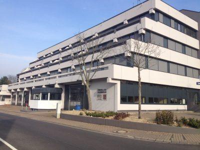 Feuerwehr Gerätehaus Merzig