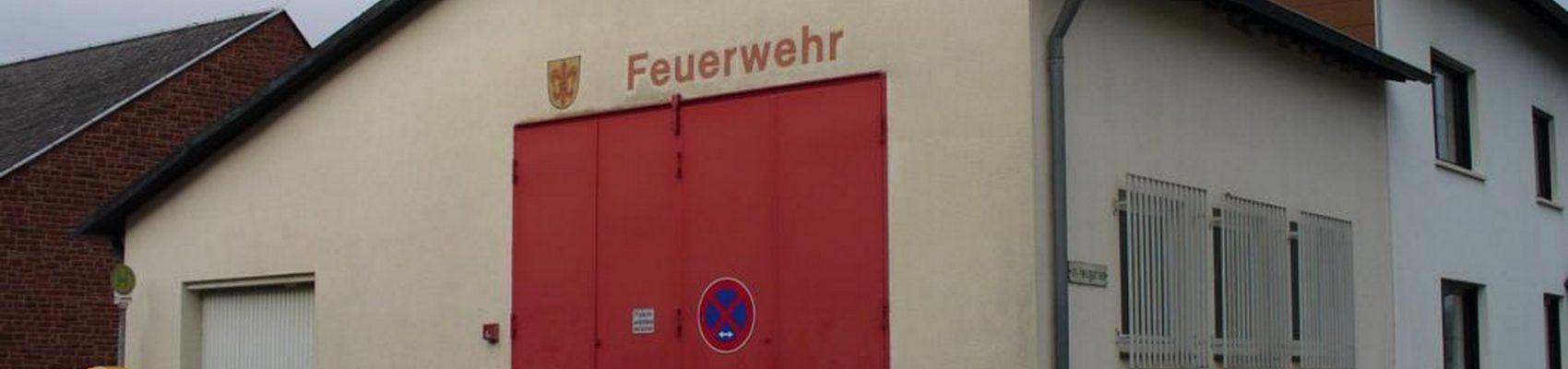 Feuerwehr Gerätehaus Wellingen