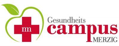 Logo vom Gesundheitscampus in Merzig