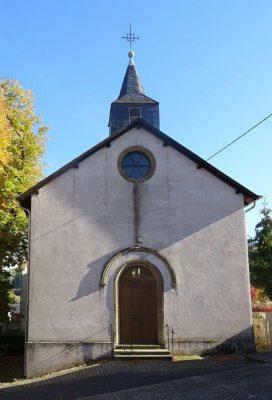 Kapelle Wellingen Außenansicht