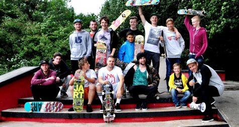 Kreisstadt Merzig: Skatepark