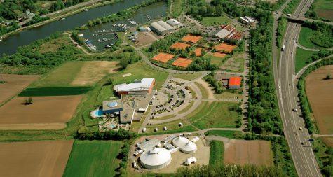 Kreisstadt Merzig: Der Saar Park