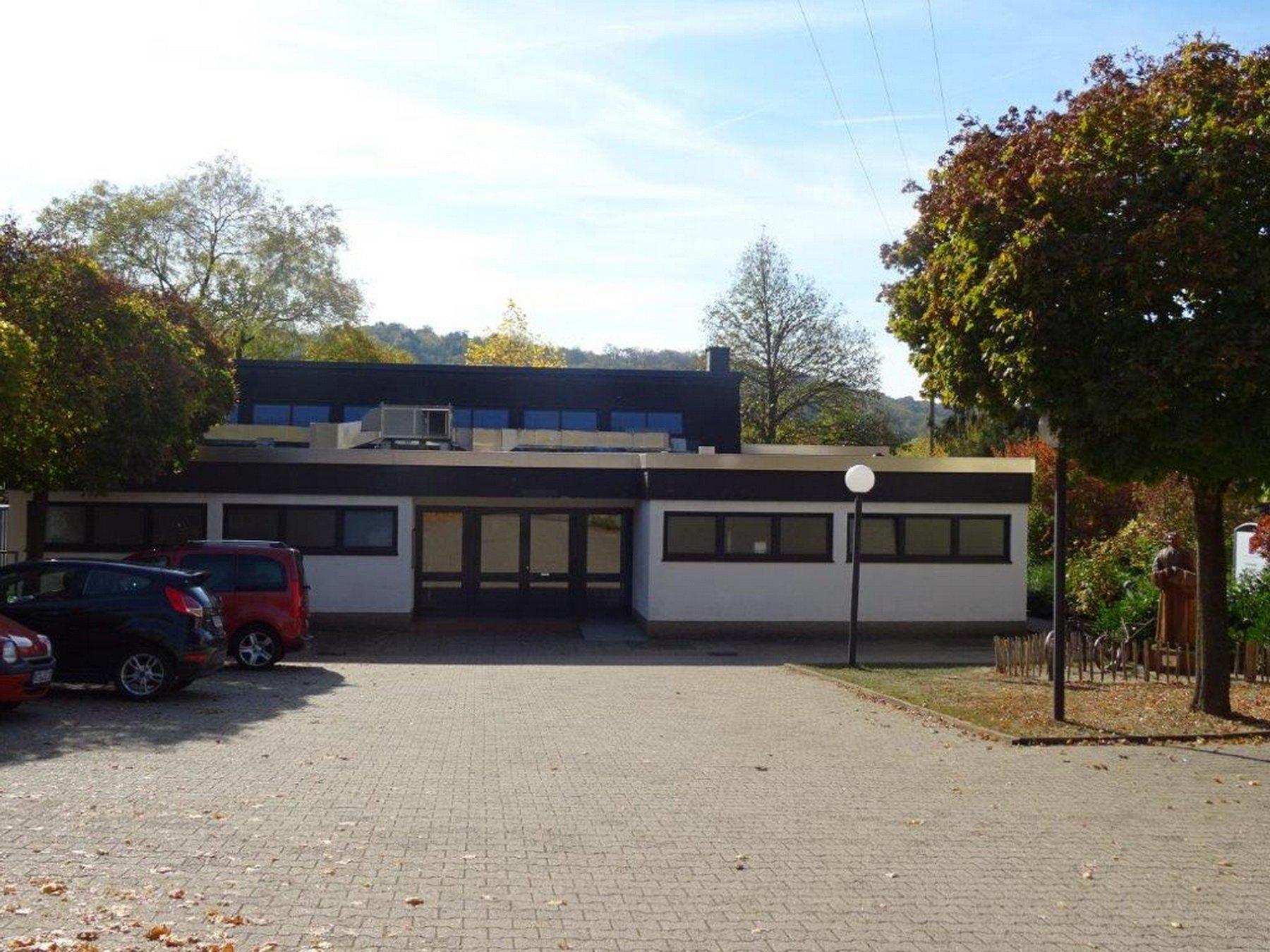 Vereinshaus Merchingen Außenansicht